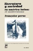 Literatura Y Sociedad En America Latina