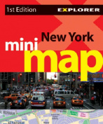 New York Mini Map (Mini Maps)