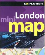 London Mini Map (Mini Maps)