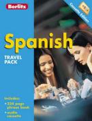 Spanish Berlitz Travel Pack