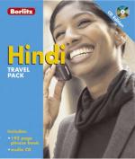 Hindi Berlitz CD Travel Pack  [Audio]