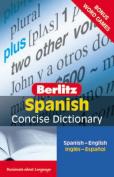Spanish Berlitz Concise Dictionary