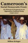 Cameroon's Social Democratic Front