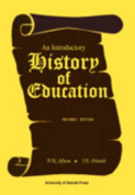 An Introductory History of Education. Revised Edition