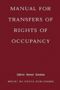 Manual for Transfers of Rights of Occupancy