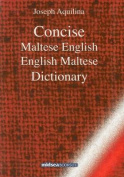 Concise Maltese-English English-Maltese Dictionary