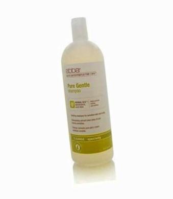 Abba Pure Gentle Shampoo (select option/size)