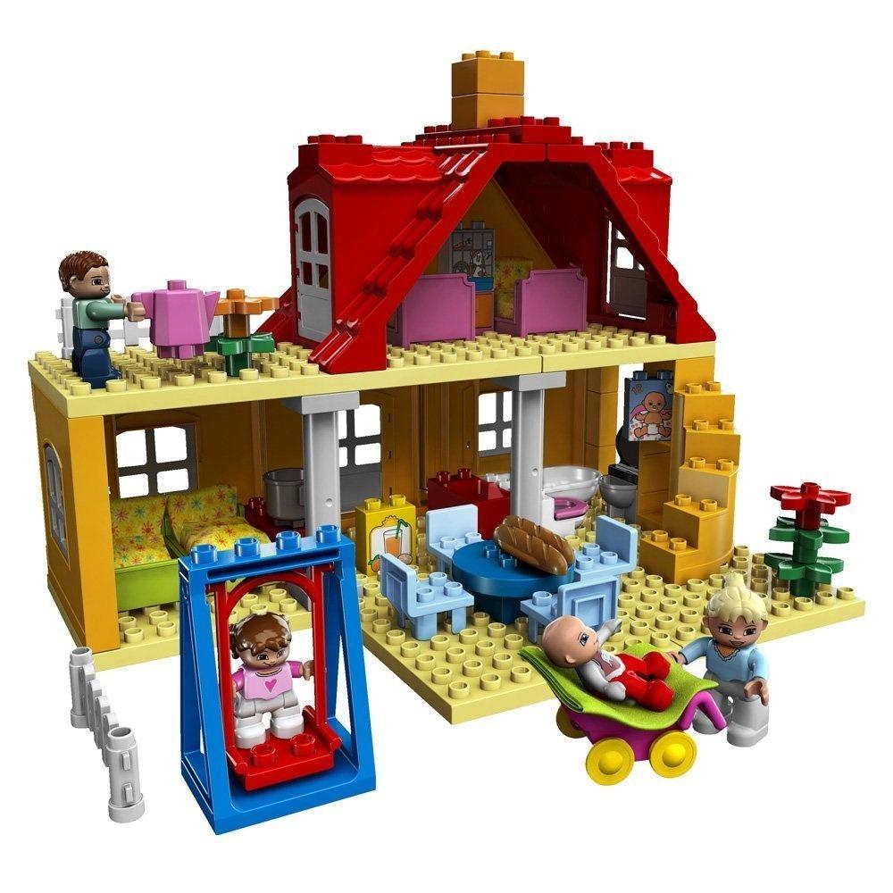Lego Duplo 5639 Legoville Family House By Lego Duplo Shop Online