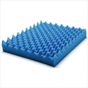 Wheelchair Pad Convoluted Foam Cushion - Size