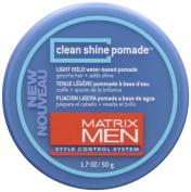 Clean Shine Pomade Light Hold Men Pomade by Matrix, 50ml