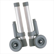 Drive Medical 10106 Rear Glide Brakes with 3 Inch Wheels
