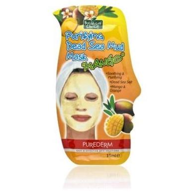 Purederm Purifying Dead Sea Mud Mask MANGO (15 ml)