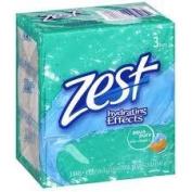 Zest Bar Soap, Aqua Pure with Vitamin E, 3 - 120ml bars