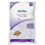 DenTek Silk Floss Picks, Fresh Mint, 75 picks