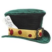 Alice In Wonderland The Mad Hatter Child Hat