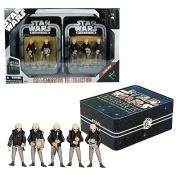 Star Wars 30th Anniversary Cantina Band Action Figure Tin Box Set