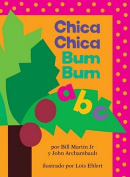 Chica Chica Bum Bum ABC = Chicka Chicka ABC [Board Book] [Spanish]