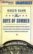 The Boys of Summer [Audio]