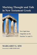 Marking Thought and Talk in New Testament Greek