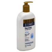 Gold Bond Ultimate Healing Skin Therapy Lotion, Aloe, 410ml Pump