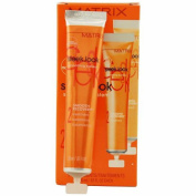 SLEEK LOOK by Matrix SMOOTHING SYSTEM 2 SMOOTH RECOVERY TREATMENT HOT OR COLD 5 X .67 OZ (EACH)9.8