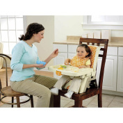 Dreamsicle Collection 3-in-1 High Chair to Booster