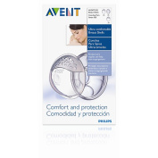 Philips Avent Comfort Breast Shell Set, 2 Count