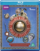 Wallace & Gromit's World of Invention [Region 1] [Blu-ray]