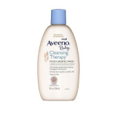 Aveeno Baby Cleansing Therapy Moisturising Wash - 240ml