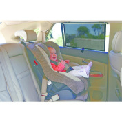 Dream Baby L258 Extra-Wide Car Roller Shade for SUVs and Trucks - 2 pack