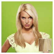 60cm Straight Clip-In Hair Extensions by Jessica Simpson hairdo - R14-25