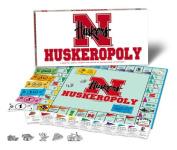 Late For The Sky 730799020414 University of Nebraska Huskers Huskeropoly