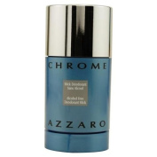 Chrome By Azzaro Deodorant Stick Alcohol Free