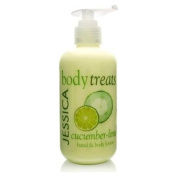 Jessica Body Treats Cucumber-Lime Hand Body Lotion