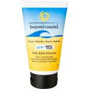 Beyond Coastal Daily Active Sunscreen, SPF 15 70ml