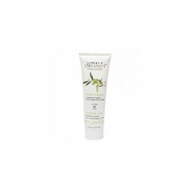 Skin Organics Body Cream, Unscented 240ml