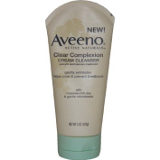 Aveeno Active Naturals Clear Complexion Cream Cleanser 150ml