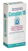 Complex 15 Therapeutic Moisturising Face Creme : 70ml