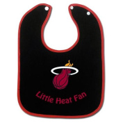 Miami Heat FULL colour SNAP BIB SINGLE - Team colour body