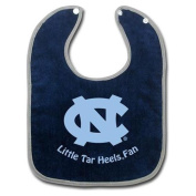 North Carolina Tarheels FULL colour SNAP BIB SINGLE - Team colour body