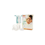 Ameda One-Hand Breast Pump 1 ea