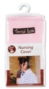 Trend Lab Ultra Suede Nursing Cover - Pink