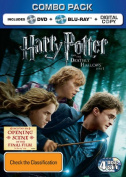 Harry Potter and the Deathly Hallows Part 1  [Region B] [Blu-ray]