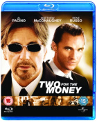 Two for the Money [Region 1] [Blu-ray]