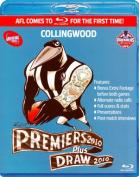 AFL Premiers 2010 Collingwood Premiers Draw & Replay [Region B] [Blu-ray]