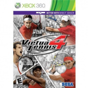 Sega 68053 Virtua Tennis 4 X360 Video Games