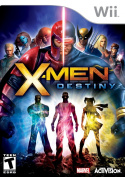 Activision Blizzard Inc 84120 X-MEN - DESTINY Wii