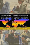 Sociocultural Data to Accomplish Department of Defense Missions
