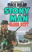 Blood Debt (Stony Man)