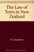 The Law of Torts in New Zealand